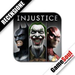 Injustice: Gods Among Us (iOS Version) – La Recensione