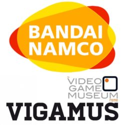 Namco Bandai diventa partner del Vigamus!