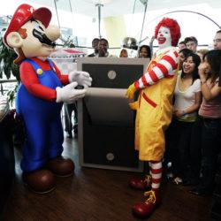 McDonald's e Nintendo offrono contenuti per 3DS e 3DSXL