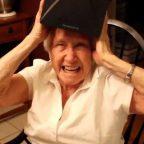 Oculus Rift provato da una nonna 90enne in video