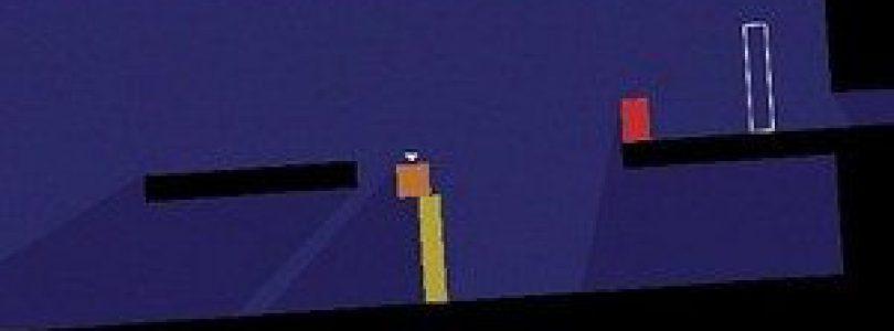 Thomas Was Alone è disponibile per PS3 e PS Vita