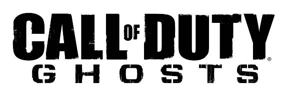 Call of Duty Ghosts Logo Black LD