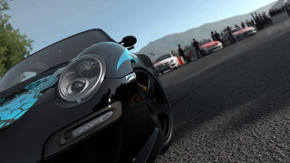 DriveClub Banner