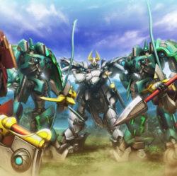 """Annunciato """"Masou Kishin: Pride of Justice""""…"""