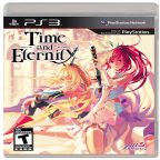 Time and Eternity: Box art e screenshot