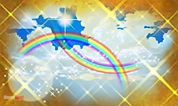 I bellissimi Arcobaleni della Speranza che Virizion sta cercando