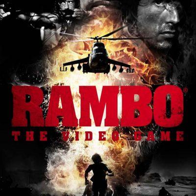 Rambo si mostra in foto