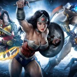 Arriva la closed beta per Infinite Crisis