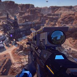 """PlanetSide 2 su PS4 """"Gira come su PC alla massima risoluzione"""""""