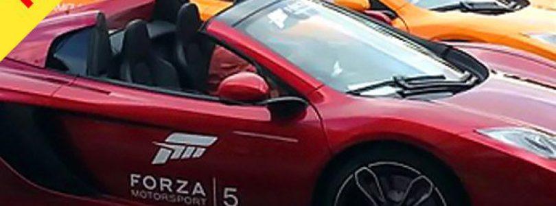 Forza Motorsport Cars – Foto dall'E3