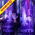 Bevi Saints Flow responsabilmente – Foto dall'E3