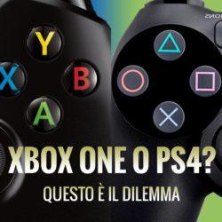 PS4 o Xbox One? Questo è il dilemma… [Sondaggio]