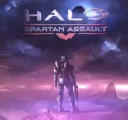 Trailer e gameplay di Halo: Spartan Assault per W8