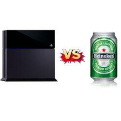 PlayStation 4: dimensioni discusse in maniera non convenzionale