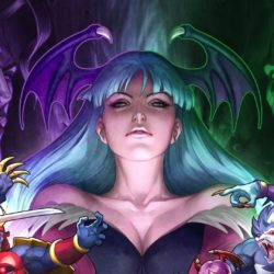 Darkstalkers: Nessun piano per l'immediato futuro