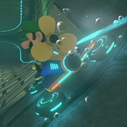 Mario Kart 8 si ispira a F-Zero