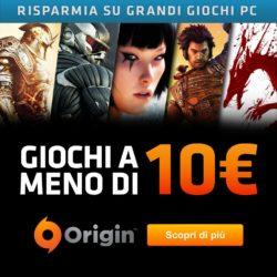 Origin: I grandi classici a meno di 10€