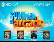 Summer of Arcade 2013!