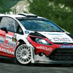 Milestone annuncia WRC 4