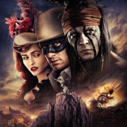 Popcorn Time: The Lone Ranger