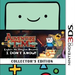 Adventure Time: Limited Edition per 3DS