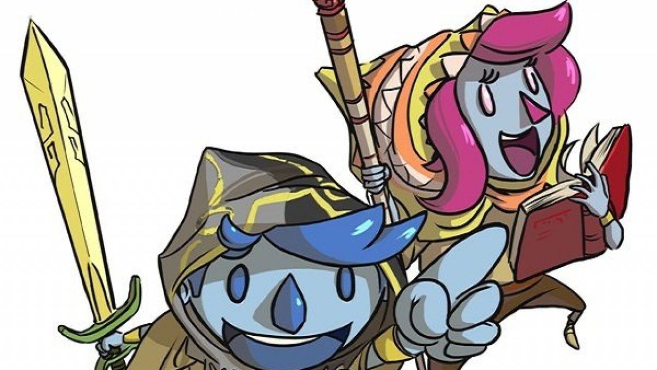 AdventureOS: pronti a combattere contro i vostri files?