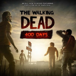 The Walking Dead da oggi su PSVITA
