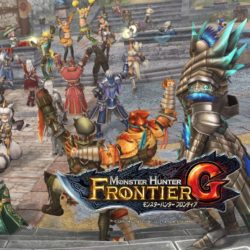 Monster Hunter Frontier G arriva (anche) su PS Vita!