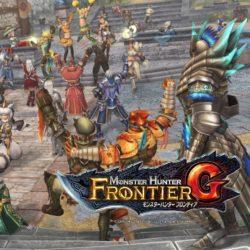Monster Hunter Frontier G arriva (anche) su PS Vita!