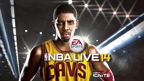 NBA Live 14 Banner
