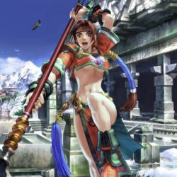 Soul Calibur Lost Swords è free-to-play