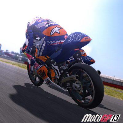 MotoGP13: edizione GonD e DLC Red Bull Rookies Pack