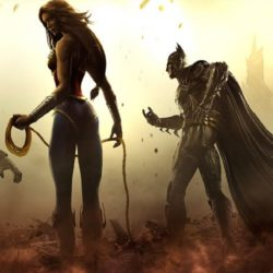 Disponibile la Injustice: Gods Among Us Ultimate Edition!