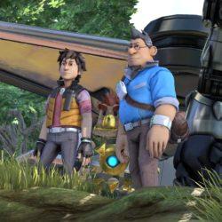 Knack: il mondo di gioco ed i suoi personaggi