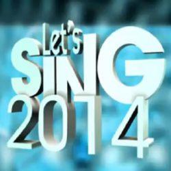 Let's Sing 2014: puntate alla perfezione…