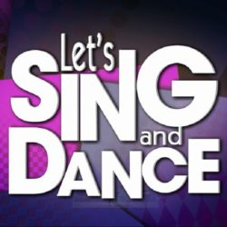 Let's Sing and Dance disponibile da oggi!