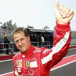 F1 2013: giro veloce con Michael Schumacher!