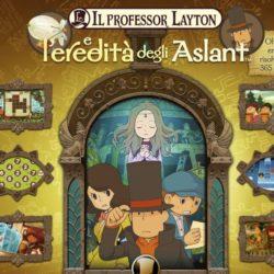 Nuovi dettagli per il Professor Layton & L'eredità degli Aslant