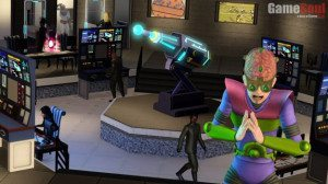 The Sims 3 Into the Future Text 1