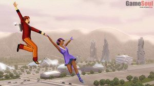 The Sims 3 Into the Future Text 2