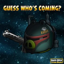 Angry Birds: Star Wars – Il nuovo trailer