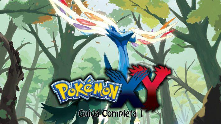 Pokémon X e Y – Guida Completa I