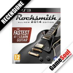 Rocksmith 2014 – La Recensione