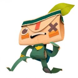 Tearaway – Hands On