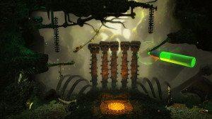 Uno dei templi elementali nei quali otterremo di volta in volta un nuovo potere