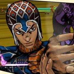 Un vento aureo raggiunge JoJo's Bizarre Adventure: All Star Battle!