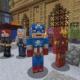 Minecraft e The Avengers?