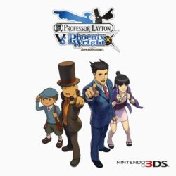 Il Professor Layton VS. Phoenix Wright in un breve teaser trailer