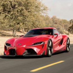 Gran Turismo 6: arriva la Toyota FT-1 Concept Coupe!