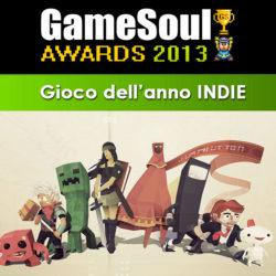 Gioco dell'anno Indie – GameSoul Awards